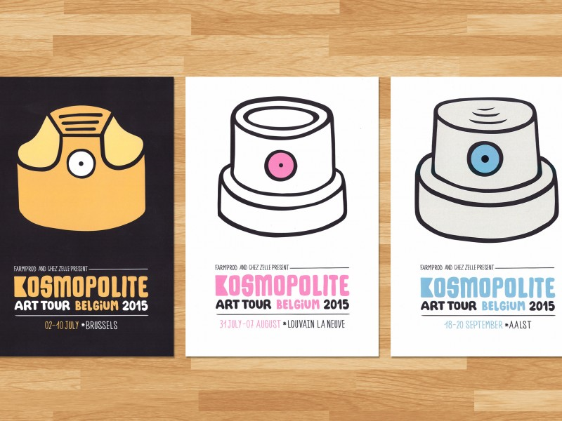 Kosmopolite festival X Grems
