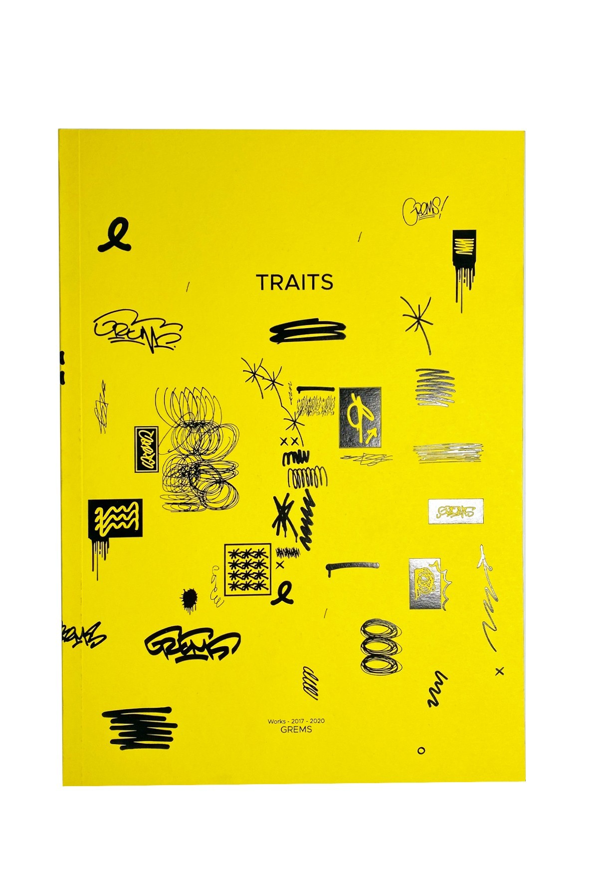 Traits - Yellow Couv
